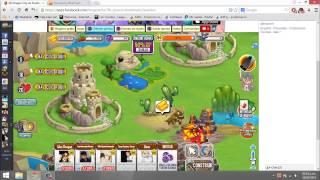 Dragon City Gemas Oro Hack 2014