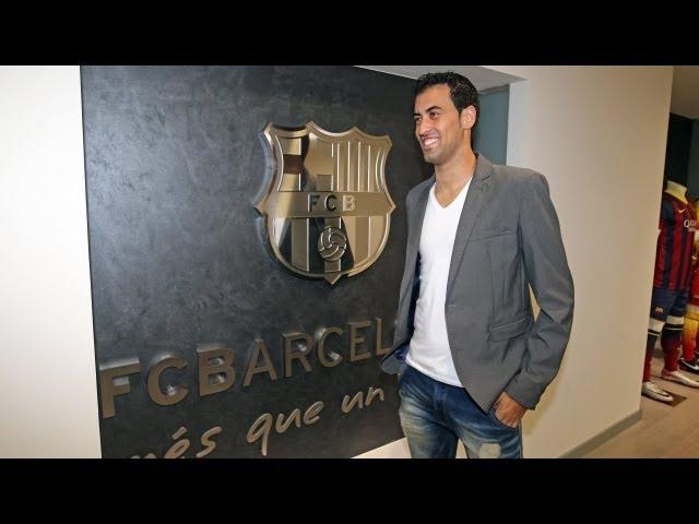FC Barcelona - Así ha sido la renovación de Busquets