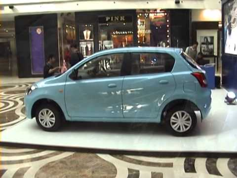 Datsun GO 2014 in Detail - Motor Trend India