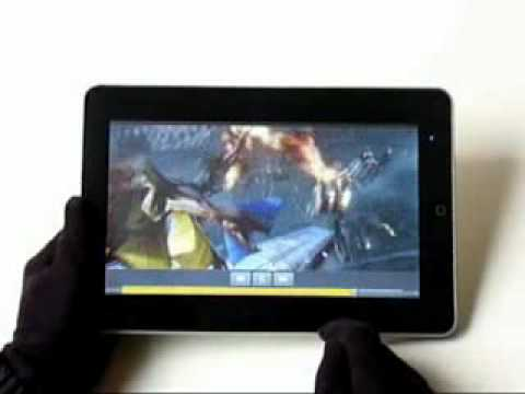 10 inch aPad ePad Tablet PC MID Android 2.1 WIFI 3G DEMO