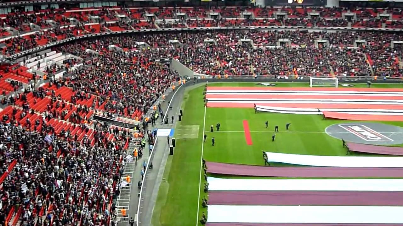 wembley stadium view from block 542 row 12 lumix dmc. Black Bedroom Furniture Sets. Home Design Ideas