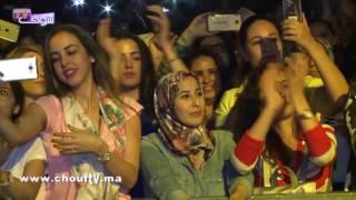 بالفيديو..فارس كرم محيح في مهرجان موازين |