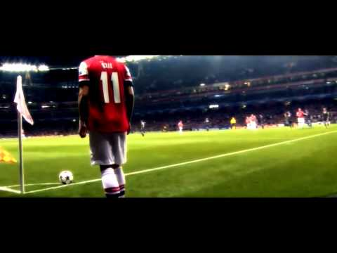 Mesut Ozil - The Next Dennis Bergkamp | Arsenal FC 2013 / 2014