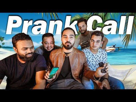 PRANK CALL দিয়ে কি হলো আমাদের সাথে ? BANGLA FUNNY VIDEO 2020