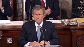 President George W. Bush State Of The Union Address 2002