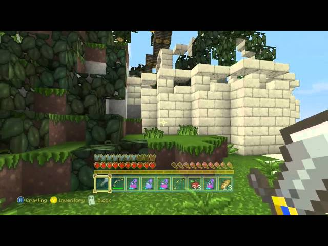 Minecraft Xbox - Ascending Tides - Hunger Games