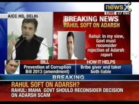 If we want to fight corruption we need Lokpal, says Rahul Gandhi - NewsX