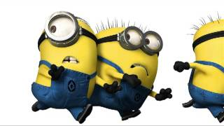 What Does The Minions Say The Fox Parody