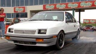 10 Second - 600rwhp Turbo GRANNY MOBILE?!?!