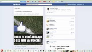 Como Ganhar Varias Curtidas Na Pagina Do Facebook