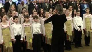 Corul Lacrimosa Imnul Europei