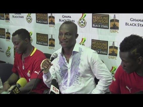 Ghana v Egypt 6-1 Ghana Coach delighted with victory