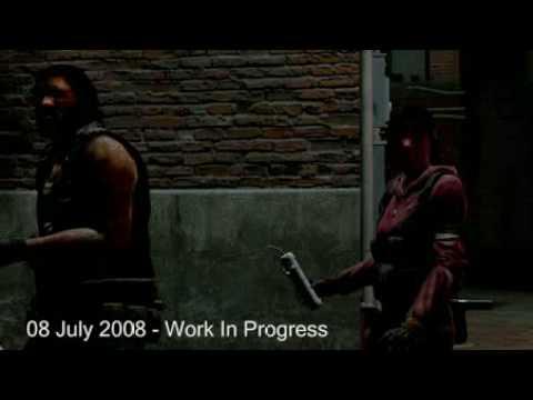 [Блог] Процесс создания: Вступительный ролик Left 4 Dead (запись от 4 декабря 2008)