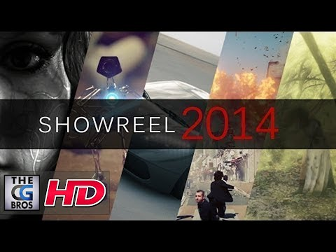 CGI VFX Showreels HD: 2014 Showreel -by Tronatic Production