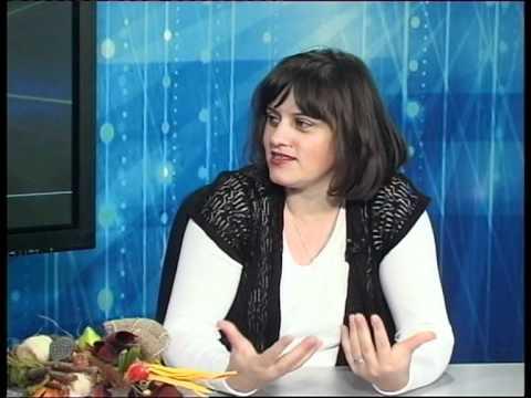 Viata in Armonie cu NICULINA GHEORGHITA.PSIHO-TERAPEUT LA 1 TV NEAMT 31/10/2011 partea 1