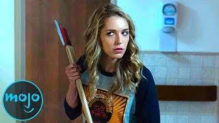 Top 10 Badass Horror Movie Heroines