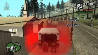 GTA San Andreas Misiones De Paramédico O De La