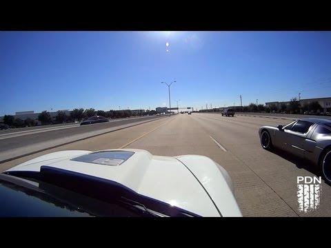 Bad Ass! - ZR1 vs Twin Turbo Ford GT
