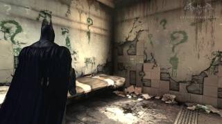 Batman: Arkham Asylum Walkthrough Chapter 53 The