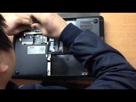 Bảo trì laptop toshiba