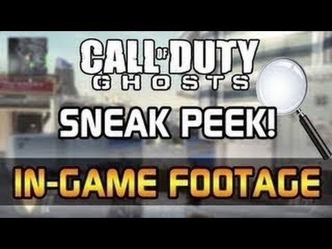 COD GHOSTS GAMEPLAY!