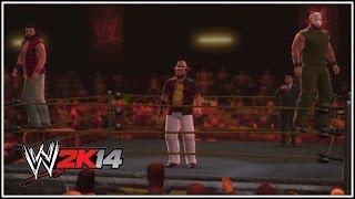 WWE 2K14 Follow The Buzzards! The Wyatt Family Make