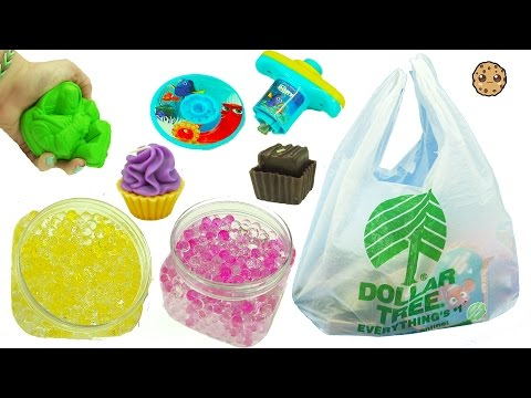 Squishy Haul Blog : Air Scent , Finding Dory Toys, Squishy Dinos, Valentines Chocolate + More - Dollar Tree Haul ...
