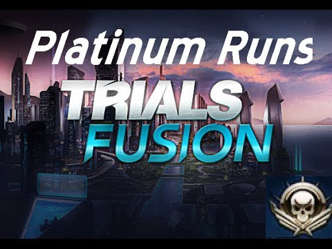 Trials Fusion - Rainforest Rumble Platinum - 1 / 2