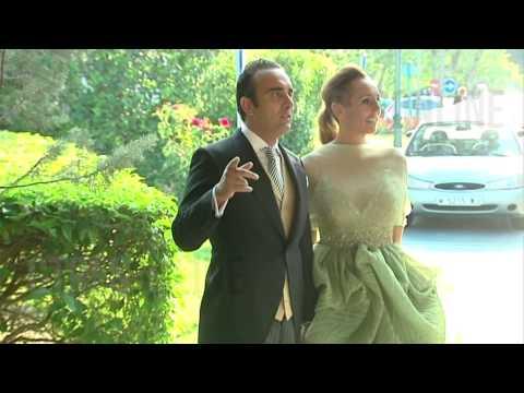 Así fue la boda de la hermana de Terelu Campos