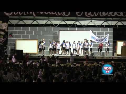 Acto Inaugural - Olimpiadas Rurales 2012