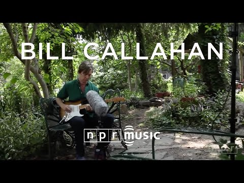 Thumbnail of video Bill Callahan - Small Plane (NPR Music Field Recordings)