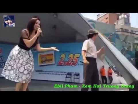 Hài Trường Giang & Hoàng Châu mới nhất 2015 - Kiếp cầm ca