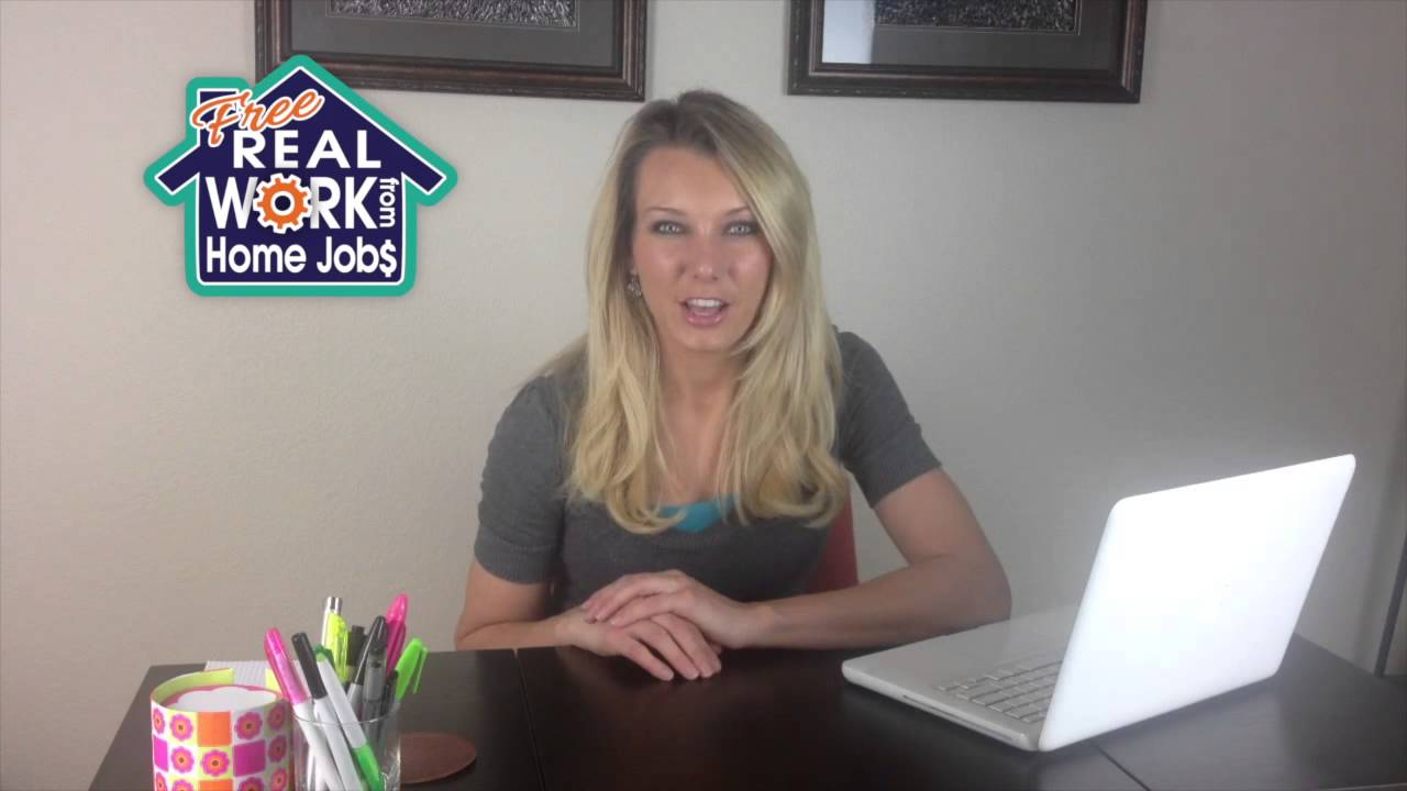 No Fee Work At Home Jobs BIG List of Job Leads Included