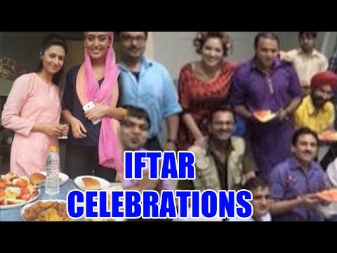 Telly World Actors CELEBRATE Iftar Together on the Sets  MUST WATCH 21st July 2014 FULL EPISODE