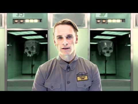 Prometheus - Viral Video - Meet David (2012) Ridley Scott Movie HD