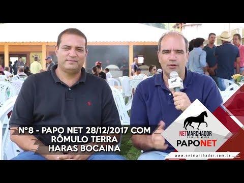 #8 PAPO NET - RÔMULO TERRA HARAS BOCAINA