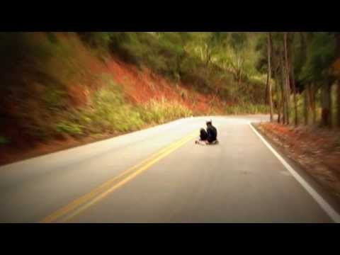 Rubim Downhill Speed - Luis Souza - Vale do canaã - Skate Longboard ES