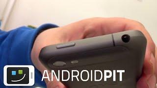 HTC One X Hands-on En Español