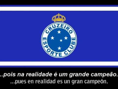 Hino do Cruzeiro (Letra) - Himno de Cruzeiro (Letra)