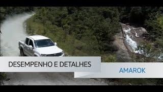 Amarok Automática Desempenho E Detalhes Volkswagen