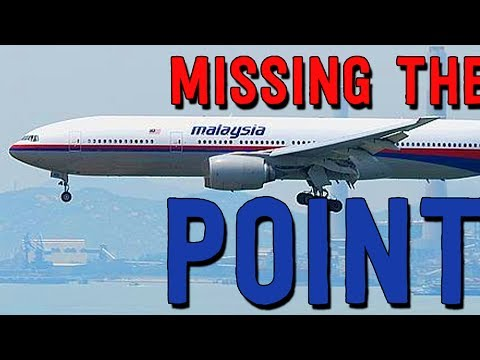 Malaysia Airlines Flight 370 - The