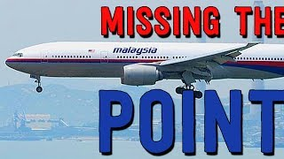 "Malaysia Airlines Flight 370 The ""News"" Has Become"