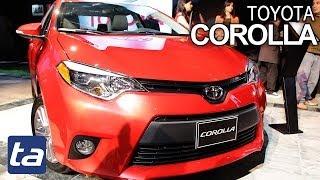 Toyota Corolla 2014: Lanzamiento En Perú I Todoautos.pe