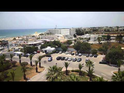 Aquapark Flipper - water madness in Tunisia Tunezja Le President - тунис 2012