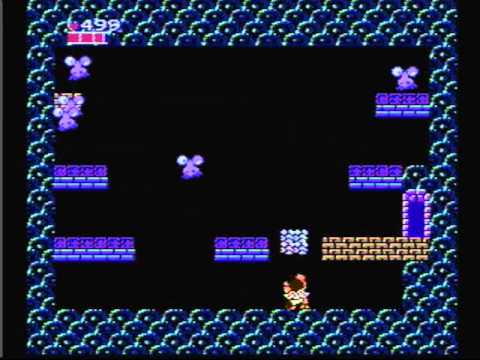 """Let's Play"" Kid Icarus for the NES (Part 1) by Jay the Classic Gamer"