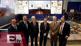 Museo Internacional del Barroco abre sus puertas en Puebla/ Vianey Esquinca