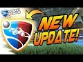 Rocket League NEW UPDATE COMING SOON Tips News PS4 Switch Steam Update