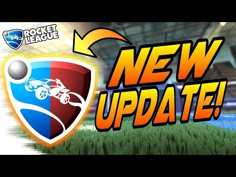 Rocket League NEW UPDATE COMING SOON! - Tips/News (PS4, Switch, Steam Update)