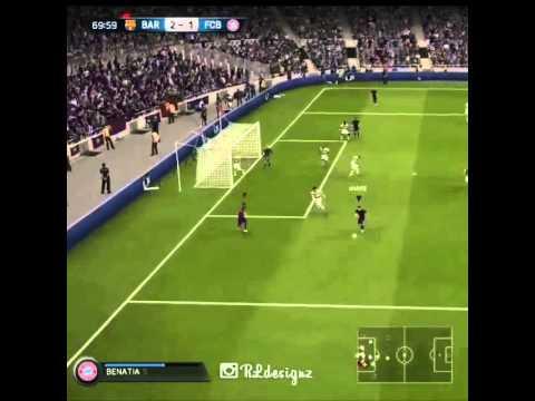 Đá FIFA 3 lần chạm xà liên tiếp