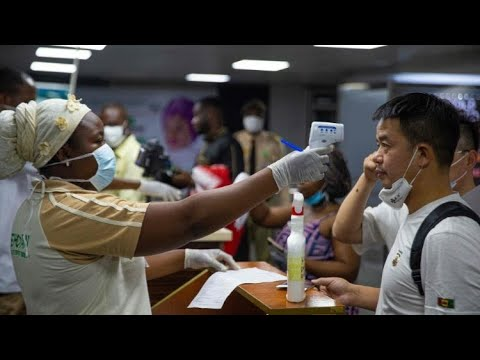 Côte d'Ivoire : Premier cas de coronavirus détecté